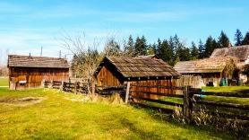 Historic Village in Langley