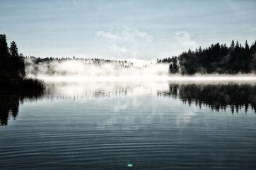 lake-fog
